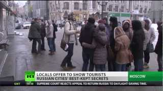Satellite Sightseeing: Locals offer to show tourists Russian cities