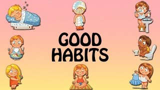 Good manners for children and kids in english, habits & are very important it mends us how to behave different occasions of life....