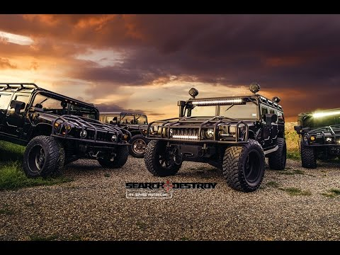Extreme Hummer H1 Offroad Operation Search & Destroy Hummer H1 *First* Official Commercial