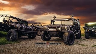 operation search destroy hummer h1 first official commercial