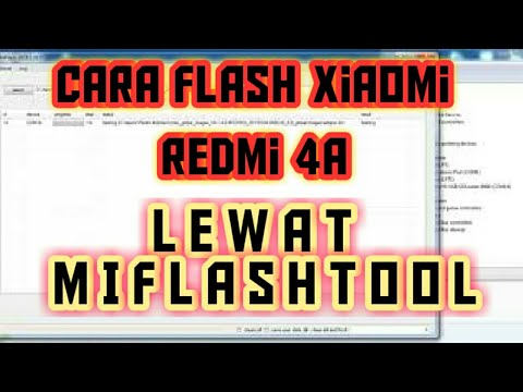 cara-flash-xiaomi-redmi-4a