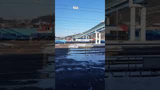 부강역 화물열차