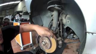 Peugeot 206: Débloquer/défreiner l