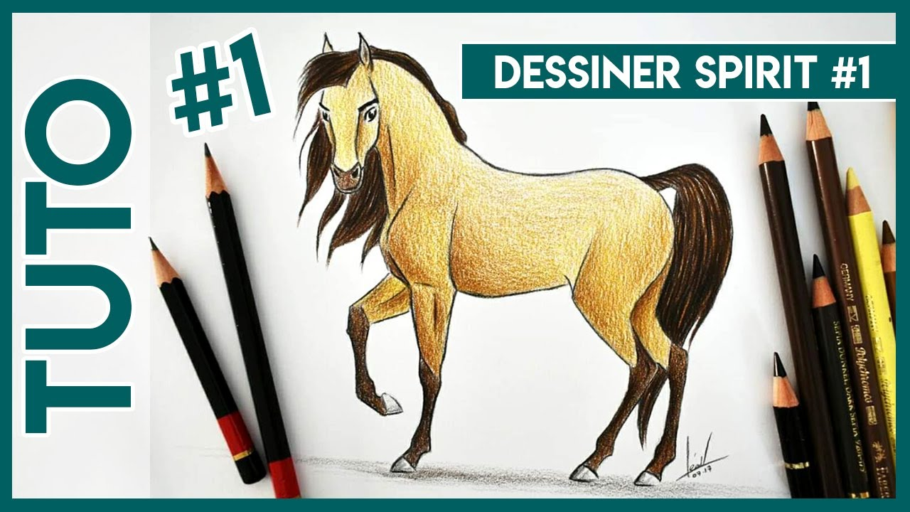 Tuto n 18 comment dessiner spirit part 01 close to - Comment dessiner spirit ...