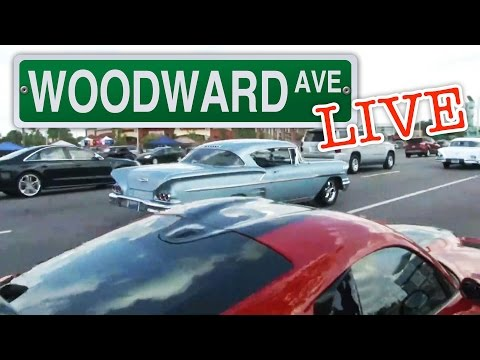 Autoline LIVE from Woodward Ave. 2015
