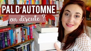 Ma PAL d'automne & on discute ? 🍁 |  Myriam