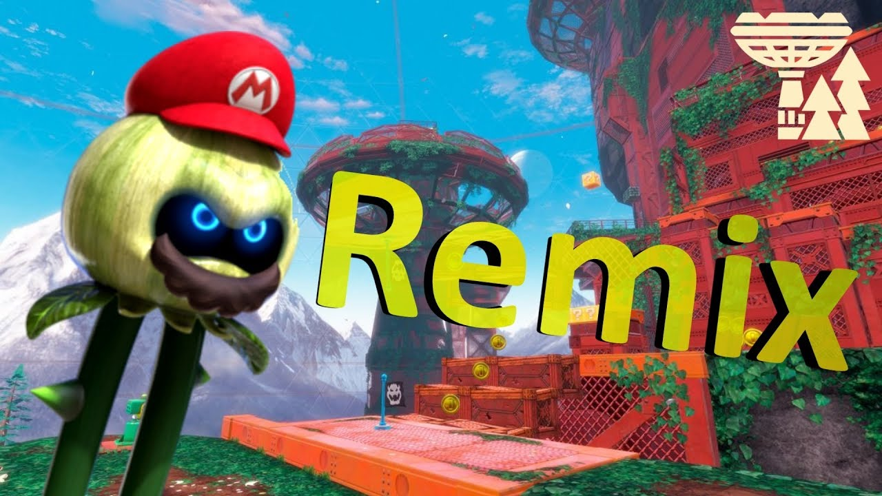 Super Mario Odyssey - Wooded Kingdom Remix [Nomax] - Самые