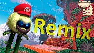 Super Mario Odyssey - Wooded Kingdom Remix [Nomax]