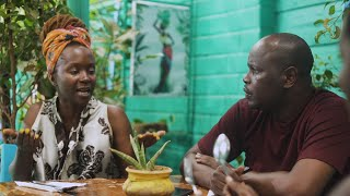Food on Promotional. Kansiime Anne. African comedy