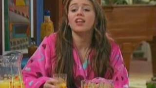 Hannah Montana - Funny moments (part 1)