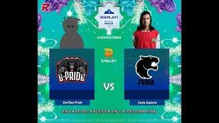 GRAN FINAL: G-Pride vs. Furia Esports - Bukovel Minor 2020 Sudamérica