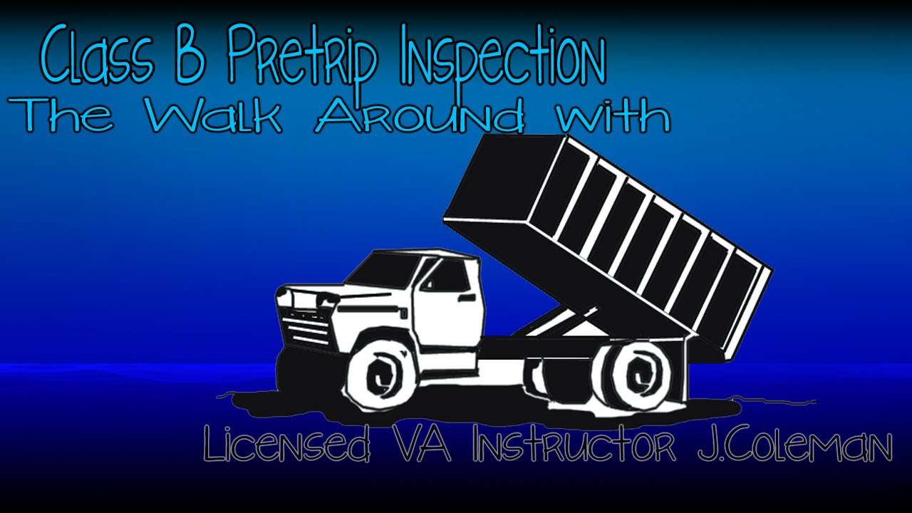 Dump Truck Inspection Forms