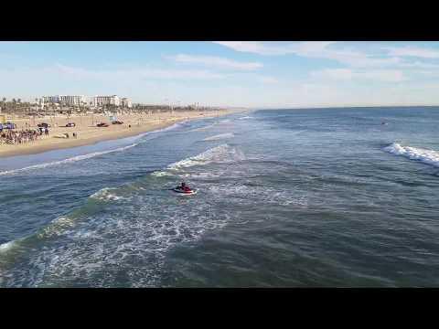 A Show filming in Huntington beach CA Jan. 24th 2018