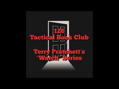 """Tactical Book Club - Terry Pratchett's """"Watch"""" Series"""