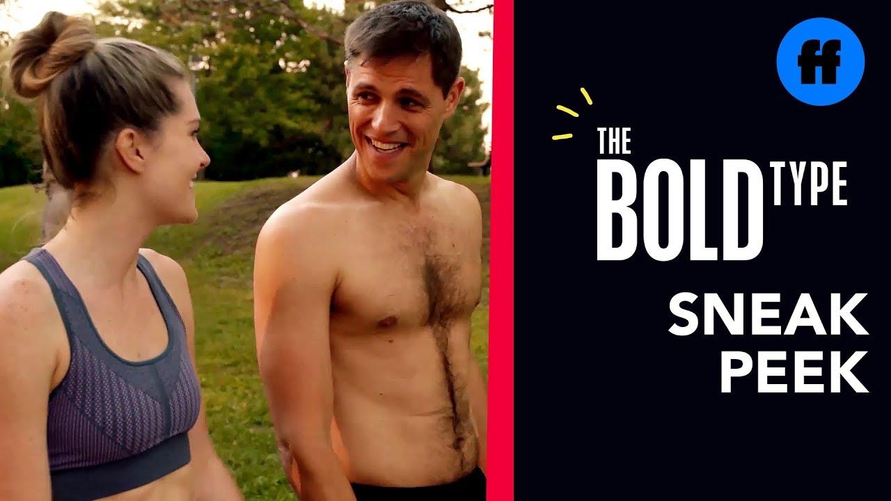 Download The Bold Type Season 3, Episode 5   Sneak Peek: Suttard Goes Jogging   Freeform