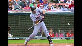Miguel Cabrera 10000 FPS Slow Motion Home Run Baseball Swing Hitting Mechanics Instruction Analysis