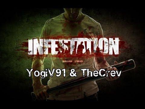 Infestation: Survivor Stories ( WarZ ) #1 Zwiedzamy Frosty Pines Resort Town!