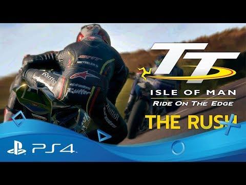 TT Isle of Man - Trailer The Rush | Mars 2018 | PS4