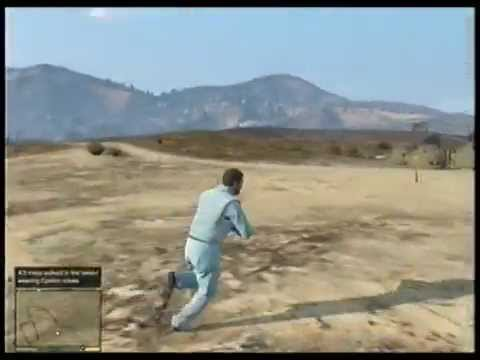 GTA 5 EPSILON # 7 RUN 5 MILES IN THE DESERT