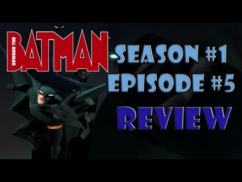"Beware the Batman S1E5 ""Broken"" Review"