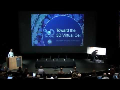 Toward the 3D Virtual Cell Conference - Opening Remarks