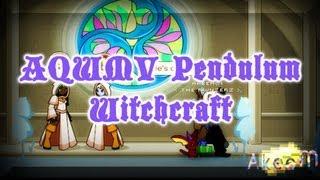 AQWMV Pendulum Witchcraft