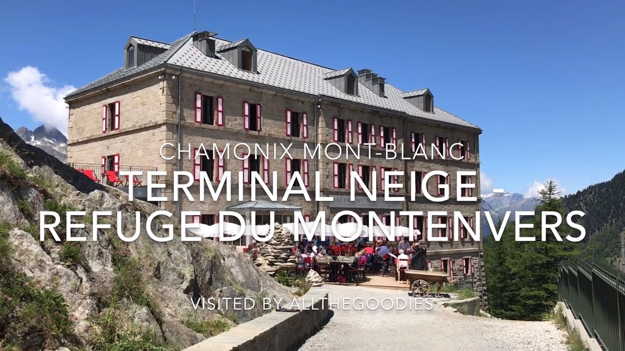 Hotel Montenvers Terminal Neige Refuge Du Montenvers Chamonix On Cn Traveller S The Hot List 2018