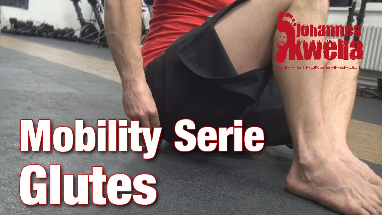 Mobility Serie 7 | Gluteus - YouTube