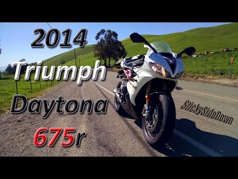 -  Triumph Daytona r | First Ride and Review