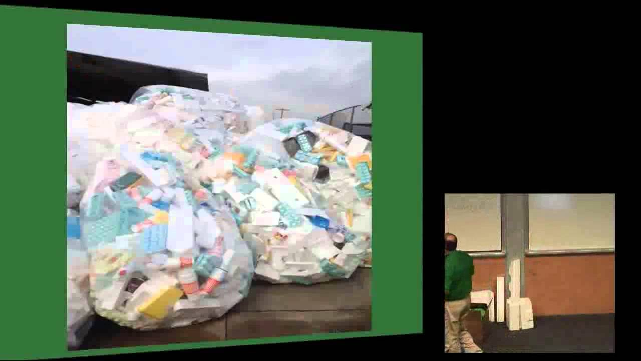 Hector Padilla   Lacks Valley Furniture Styrofoam Recycling