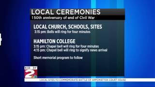 150th Anniversary of Battle of Appomattox