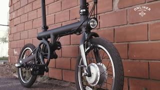 Обзор Xiaomi Qicycle.