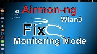 How to Fix Airmon-ng Start Wlan0 Error | Kali Linux | Linux Tutorials