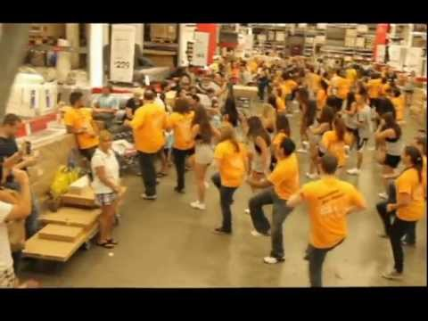ikea long island flash mob youtube