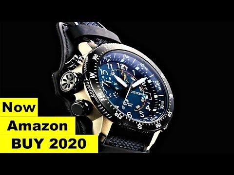 Top 5 Best Citizen Watches To Buy In 2020 Amazon | Citizen Watches