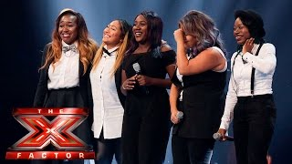 A change has come for Silver Tone | 6 Chair Challenge | The X Factor UK 2015