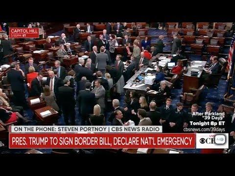 Senate vote on spending bill, live stream and updates Mp3