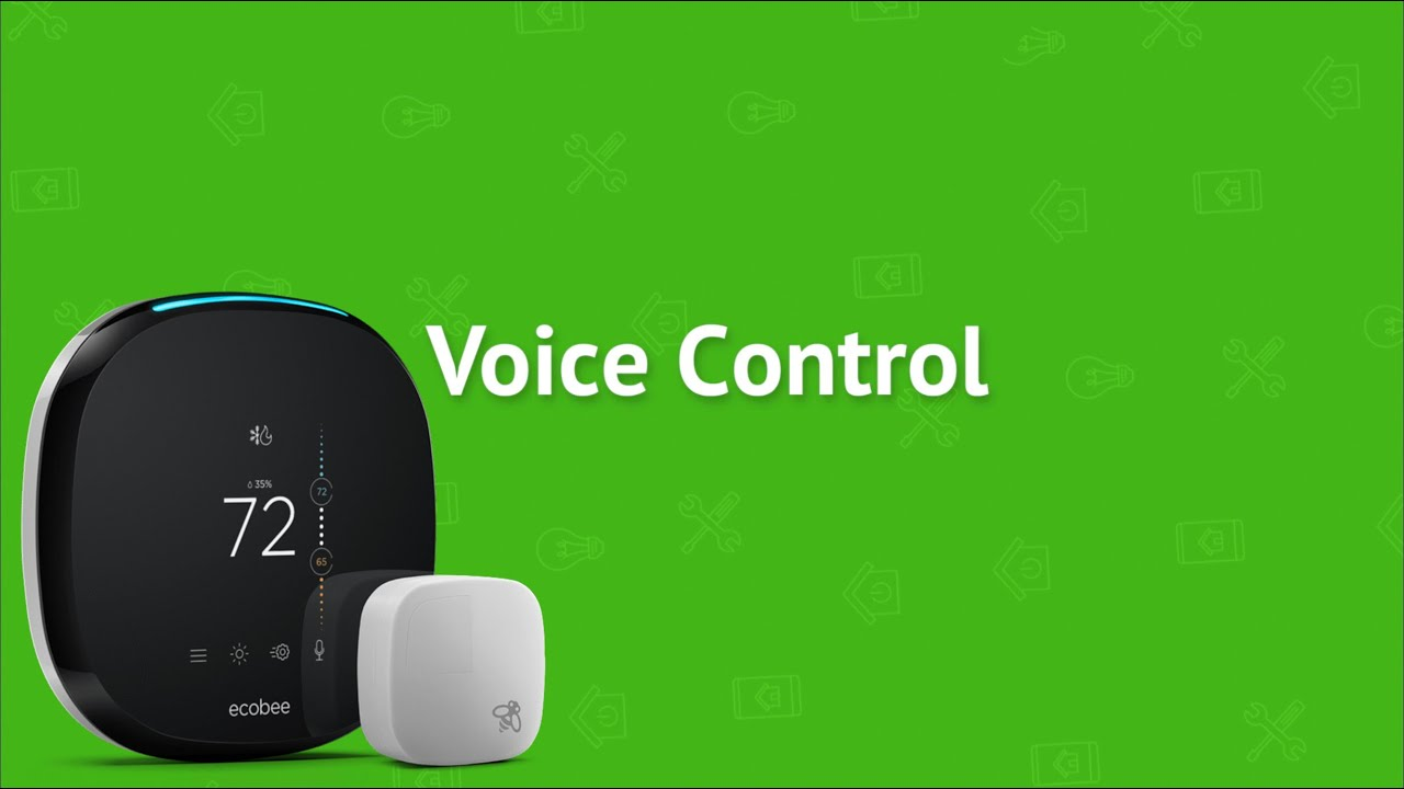 How To Voice Control On Ecobee4 Pro  3 Of 13