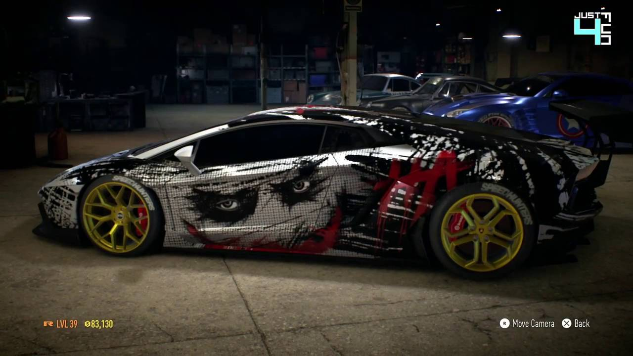 Need for Sd 2015 Lamborghini Best car to Customisation | Top 5 ...