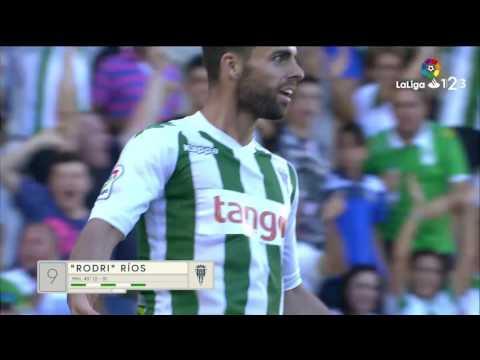Resumen de Córdoba CF vs Gimnàstic de Tarragona (2-0)