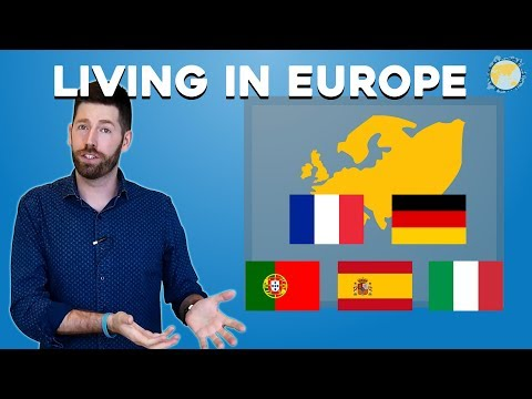 Living In Spain, Germany, France, Italy And Portugal - A Guide For Digital Nomads (2 Of 3)