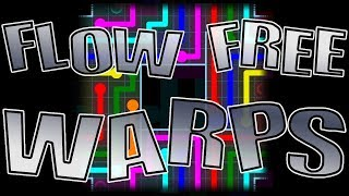 FLOW FREE WARPS - VARIETY PACK - ALL LEVELS