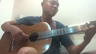 Đêm định mệnh guitar cover