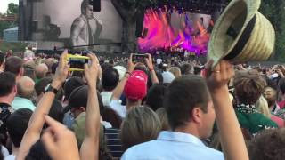 The Killers - The Man (full) HD BST Hyde Park 9 July 2017