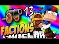 Minecraft FACTIONS #13 'RAID INTERRUPTED!' - Treasure Wars S1 w/ Vikkstar