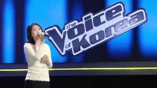 보이스코리아 시즌1 - [보이스코리아_선지혜] Love by Sun Ji Hye@The Voice Korea_Ep.4