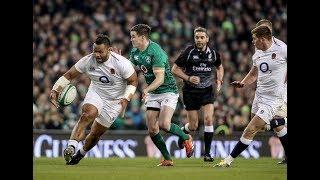 First Half Highlights: Ireland v England | Guinness Six Nations