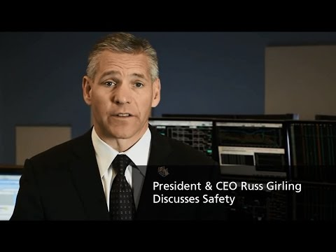 TransCanada — Safety — President & CEO Russ Girling Discusses Safety