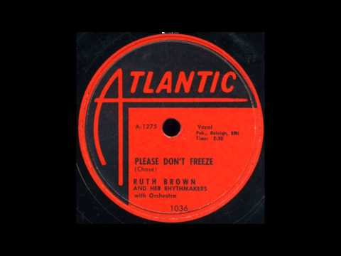 Ruth Brown And Her Rhythmakers - Actually (Drifters) ‎– Oh What A Dream / Please Don't Freeze mp3