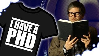 I Have a PHD - NEW SHIRT! - GrumpOut